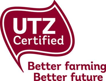 lak's coffee organic coffee cà phê sạch, cà phê nguyên chất Tiêu chuẩn UTZ là gì?